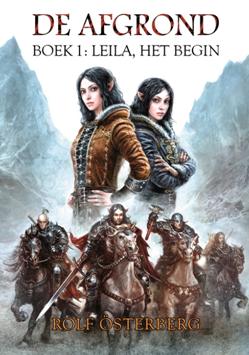Cover De Afgrond, boek 1: Leila, Het Begin
