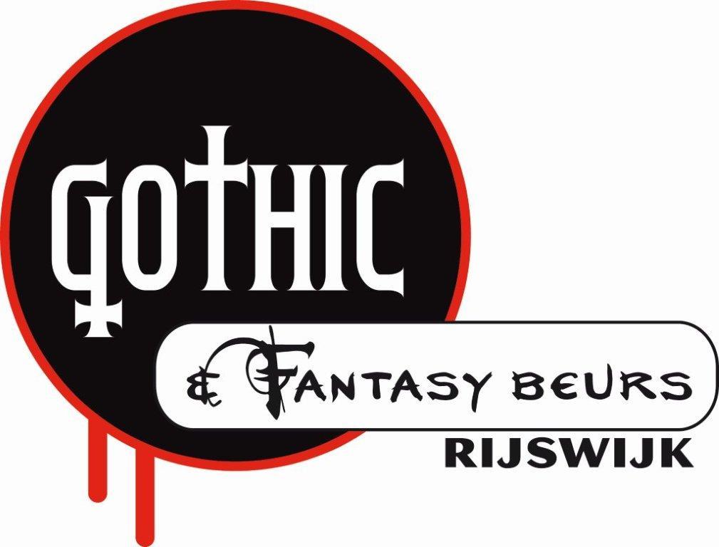 Logo Gothic & Fantasy Beurs