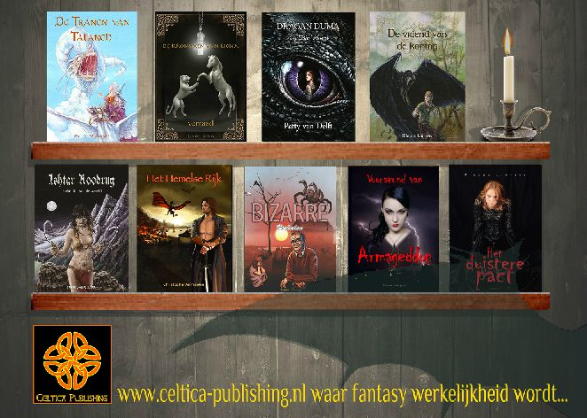 Fantasyboeken Celtica Publishing