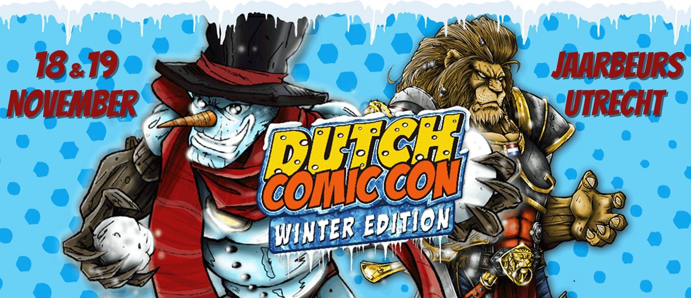 Celtica is op Dutch Comic Con!