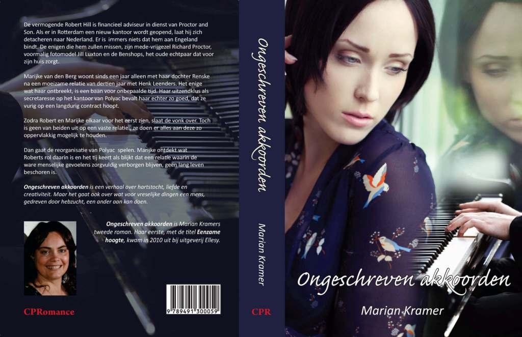 Cover Ongeschreven akkoorden