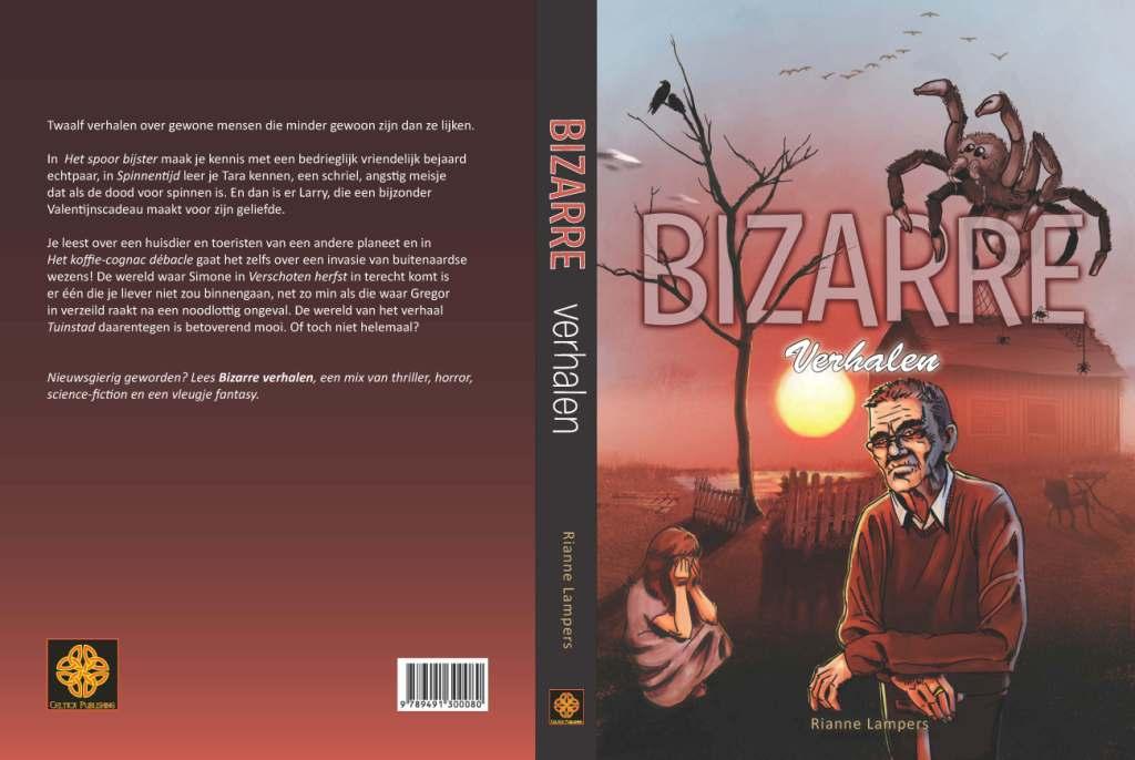 Cover Bizarre verhalen
