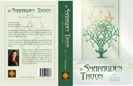 Omslag De Smaragden Troon