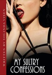 Cover My sultry confessions - foto Yolinda Vixen door Jef Poldervaart