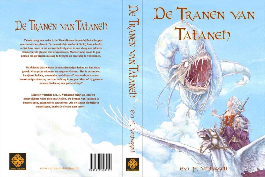 Omslag De Tranen van Tataneh versie 6