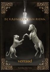 Cover De Kronieken van Riona - Verraad