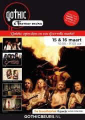 Gothic & Fantasy beurs, Rijswijk 15 en 16 maart 2014