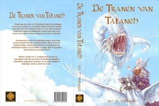 Omslag De Tranen van Tataneh