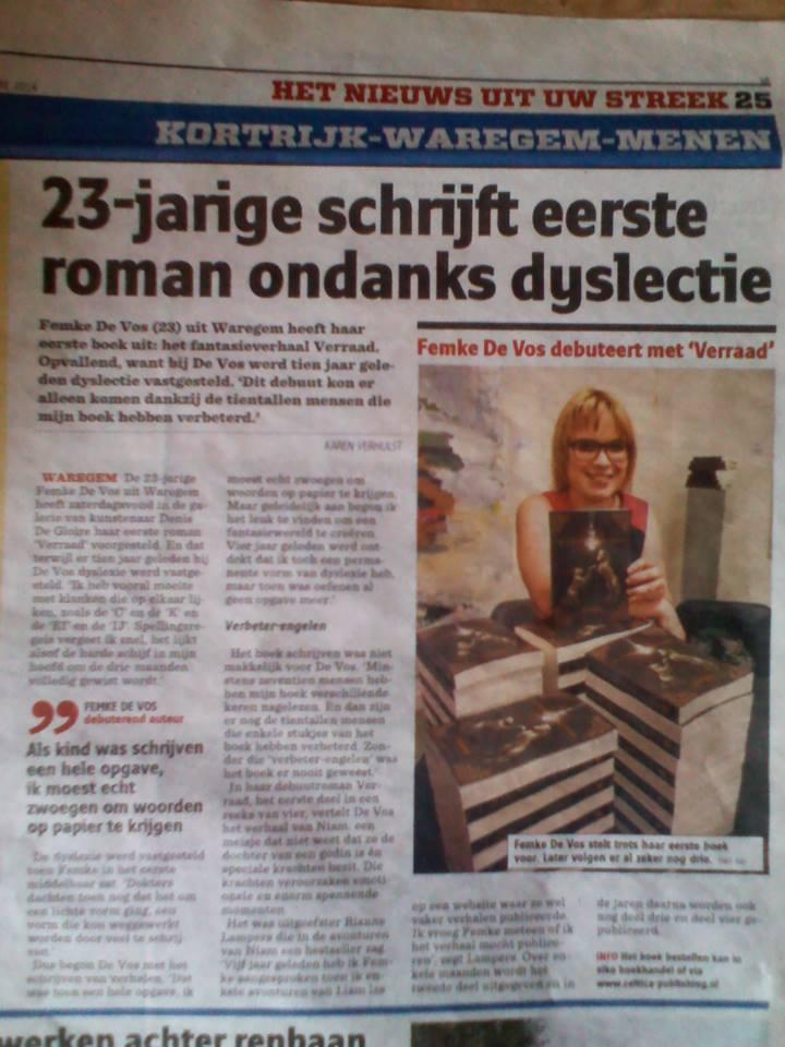 Het Nieuws - Kortrijk, Waregem, Menen