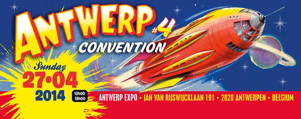 Antwerp Convention 2014