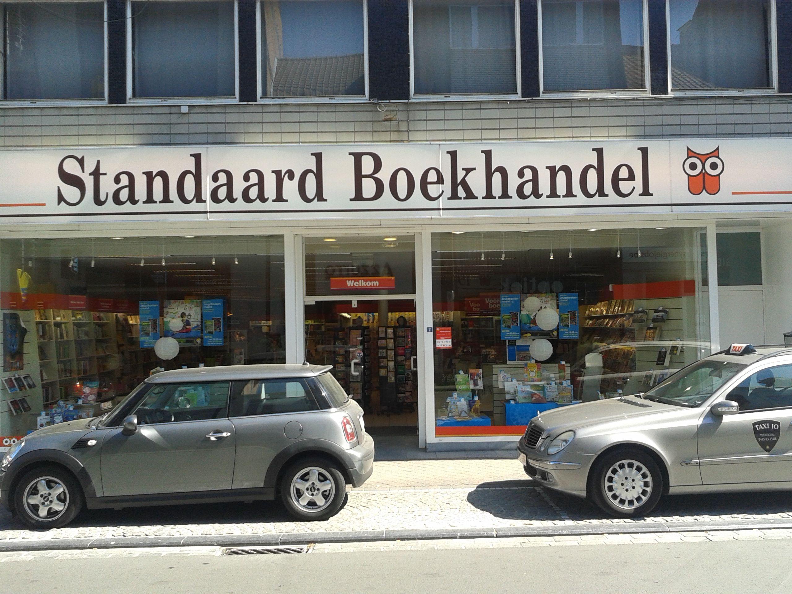 Standaard Boekhandel Waregem