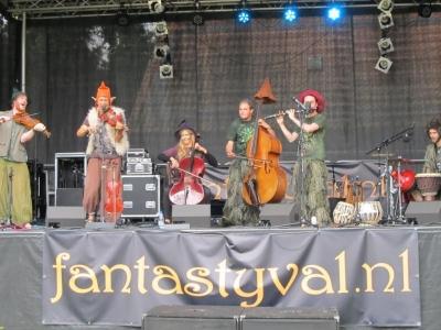 Fantastyval 2014-Impressie