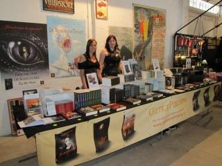 De stand van Celtica Publishing