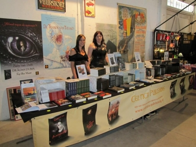 De stand van Celtica Publishing