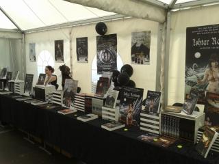 Celtica Publishing, Schrijversmarkt Castlefest