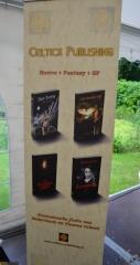 Rollup banner Celtica Publishing