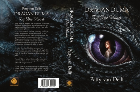 Omslag Drägan Duma, Boek 1 - Zij Die Hoort
