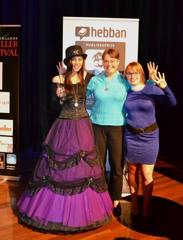 Derde plaats, Hebban Fantasy Awards 2014