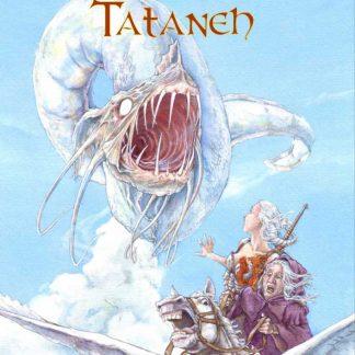 Voorkant De tranen van Tataneh