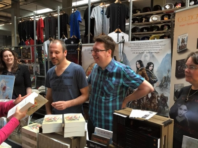 Antwerp Convention 2015: Celtica Publishing