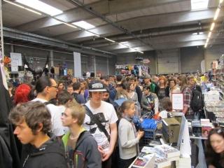 Antwerp Convention 2015: enorm druk!