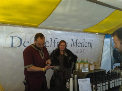 De Delftse Mederij was er ook bij