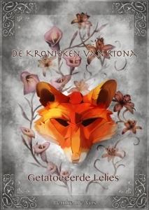 e-book De Kronieken van Riona, boek 2 - Getatoeëerde lelies