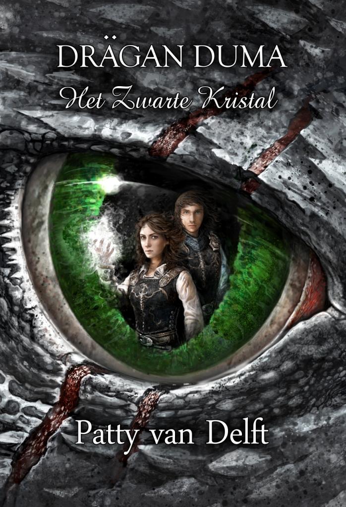 Drägan Duma, boek 3 - Het Zwarte Kristal