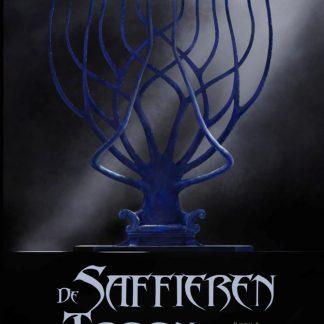 Voorkant Laatste Erfgenaam - De Saffieren Troon