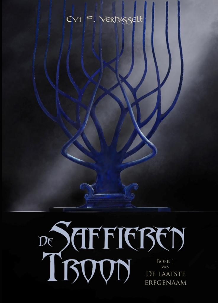 De Laatste Erfgenaam, Boek 1 - De Saffieren Troon