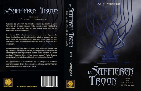 Cover De Saffieren Troon