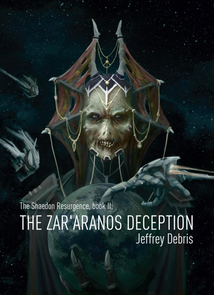 Cover The Zar'aranos Deception
