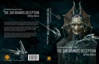 Omslag The Zar'aranos Deception