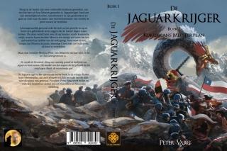 Omslag De Jaguarkrijger