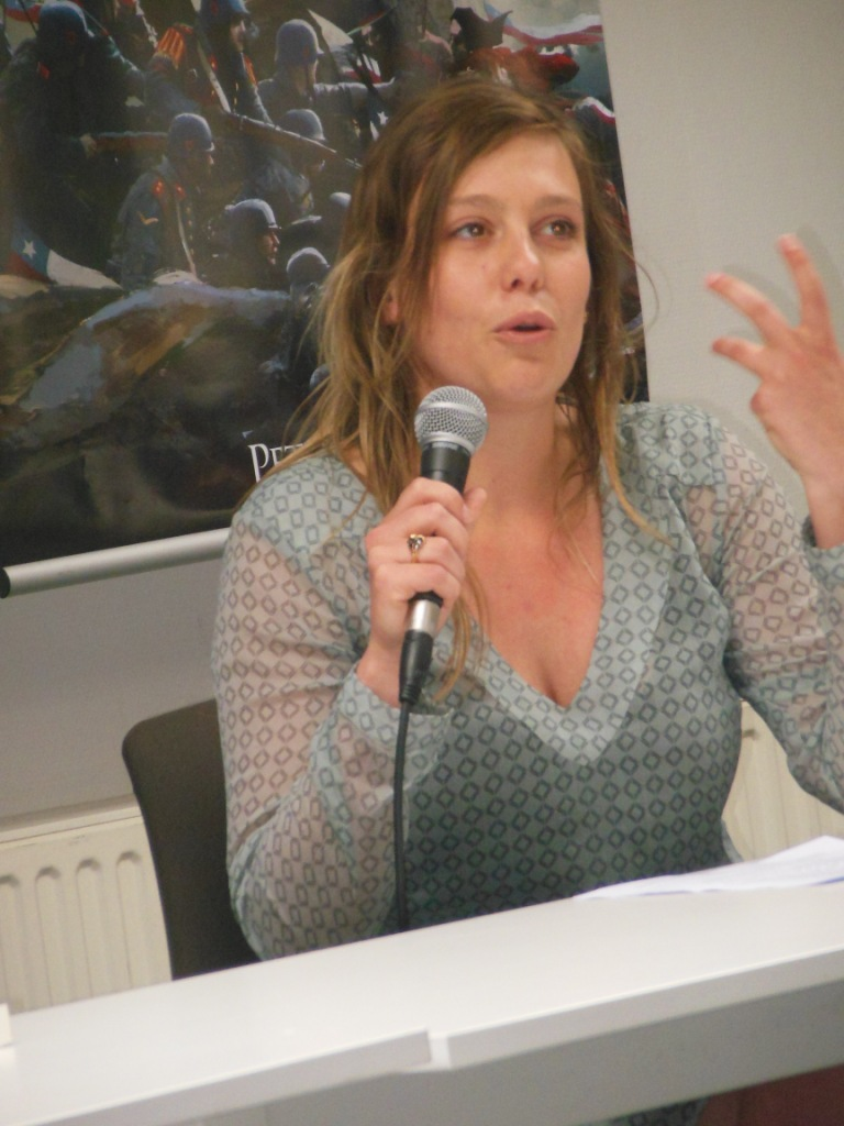 Antropologe Katrien
