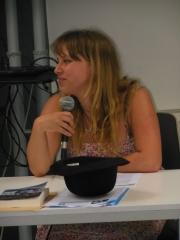 Psychologe Evelien