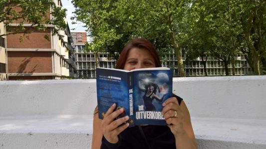 Cynthia Fridsma met De Uitverkorene