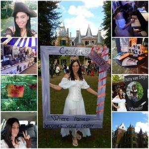 Compilatie foto's Castlefest - Patty van Delft; foto's door Danny Wijnants