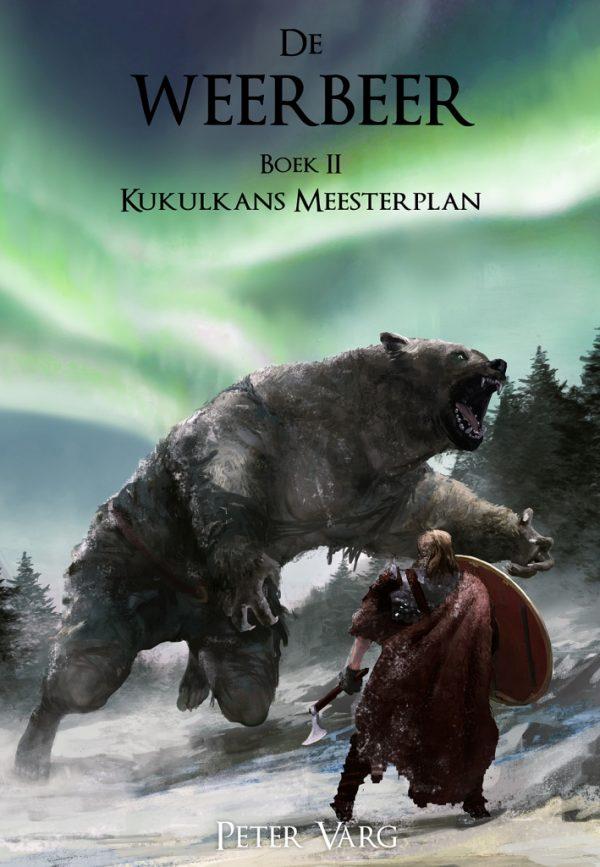 Voorkant Kukulkans Meesterplan - De Weerbeer