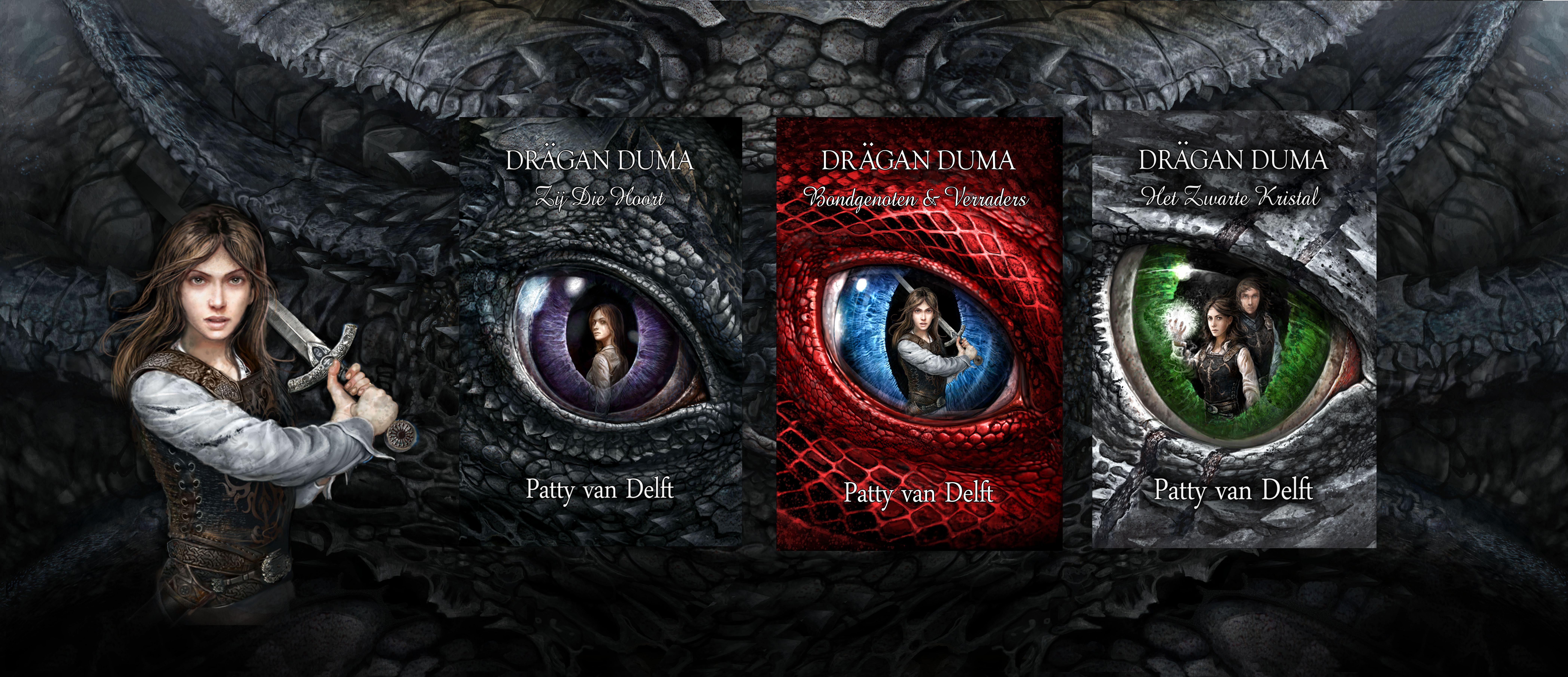 Drägan Duma - trilogie