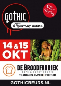 Korting Gothic & Fantasy Beurs, blad 1