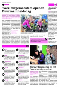 Fantasy Experience in de Goudse Post