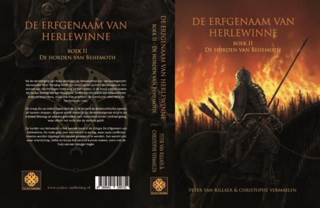 Omslag De erfgenaam van Herlewinne, II