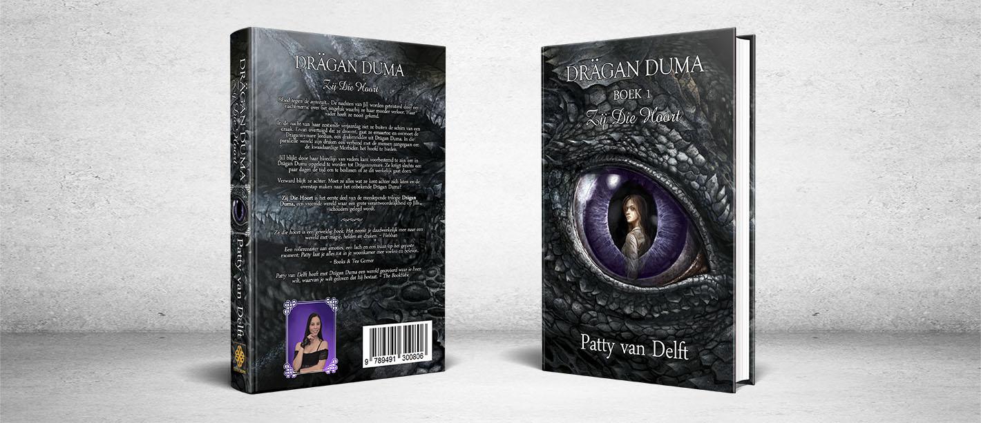 Drägan Duma - Zij Die Hoort (hardcover)