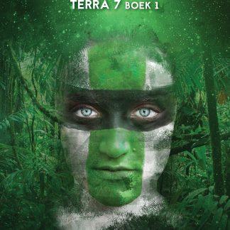 Voorkant Het groene kristal