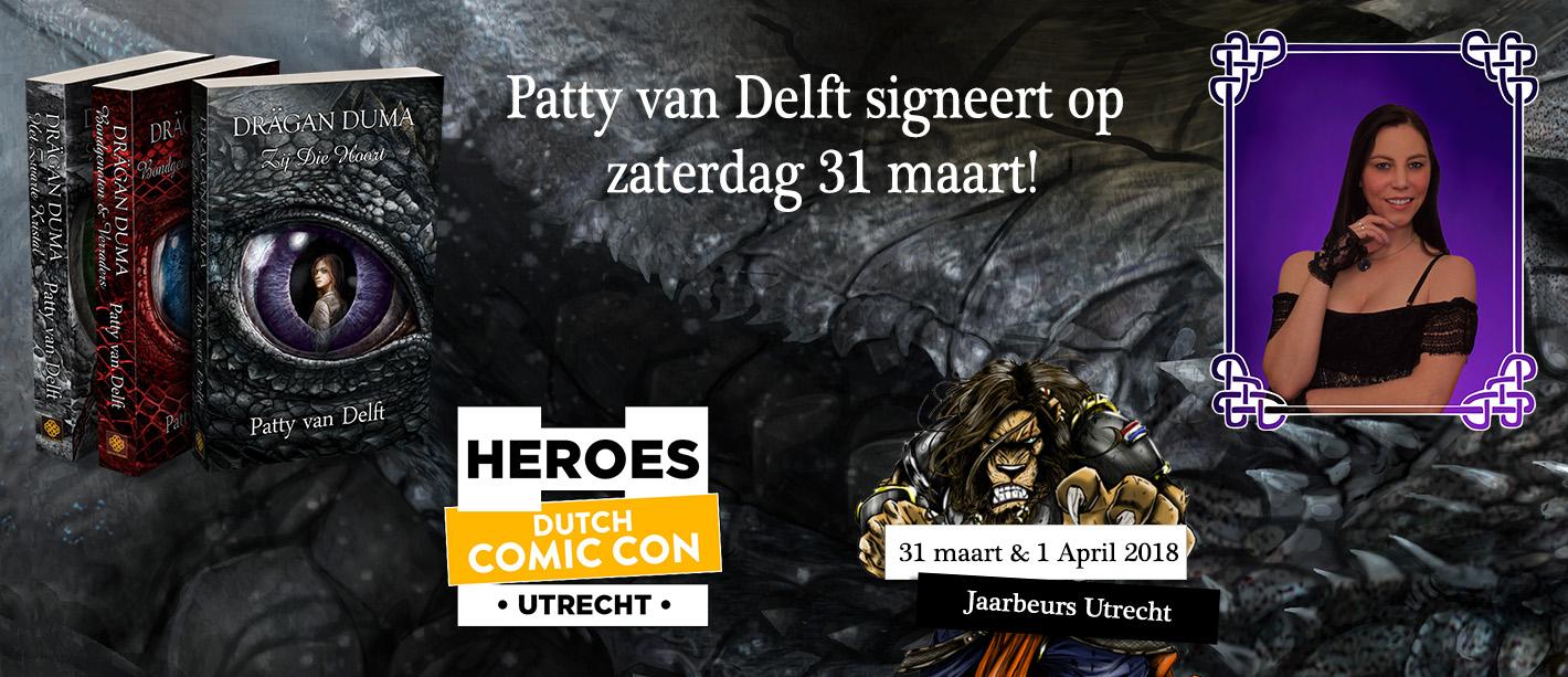 Dutch Comic Con & Drägan Duma