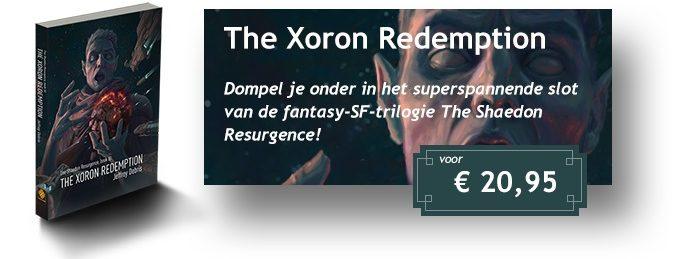 The Xoron Redemption - reclame