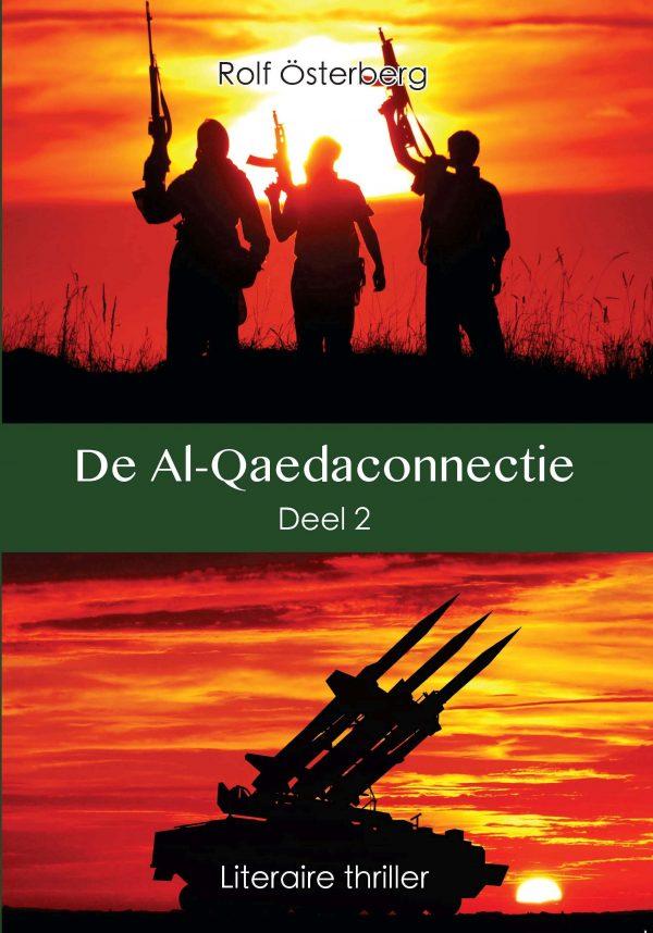 Voorkant De Al-Qaedaconnectie deel 2