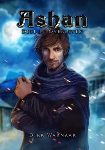 Voorkant Ashan I - Overleven