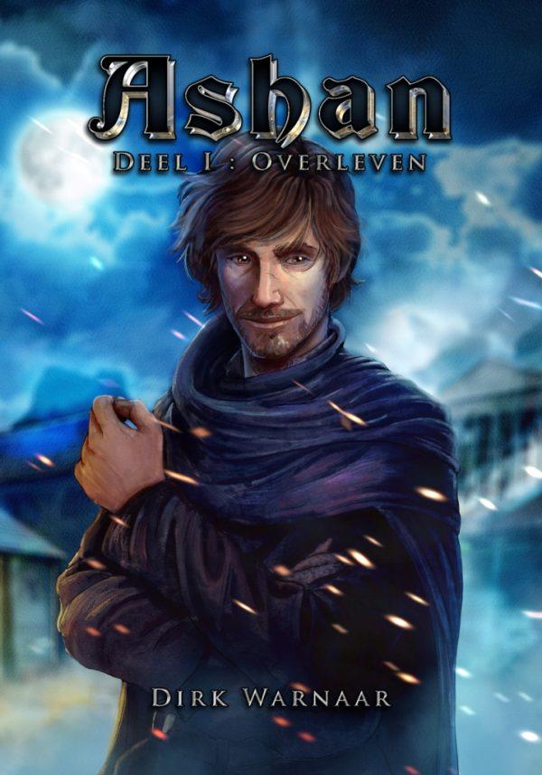 Voorkant Ashan - Overleven
